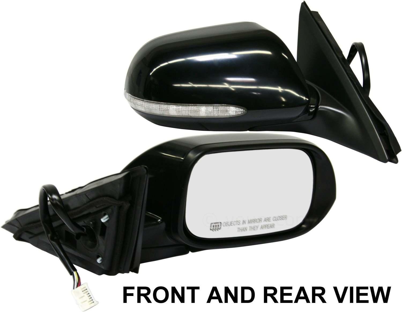 KOOL-VUE REPLACEMENT MIRRORS - Door Mirror - KOV AC18ER-S