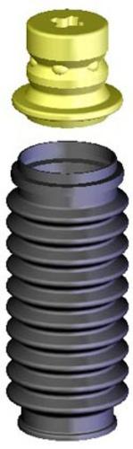 KYB - Strut Boots - KYB SB108