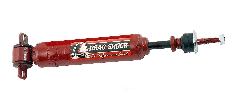 LAKEWOOD - Street/Strip Drag Shocks (Front) - LAK 40100