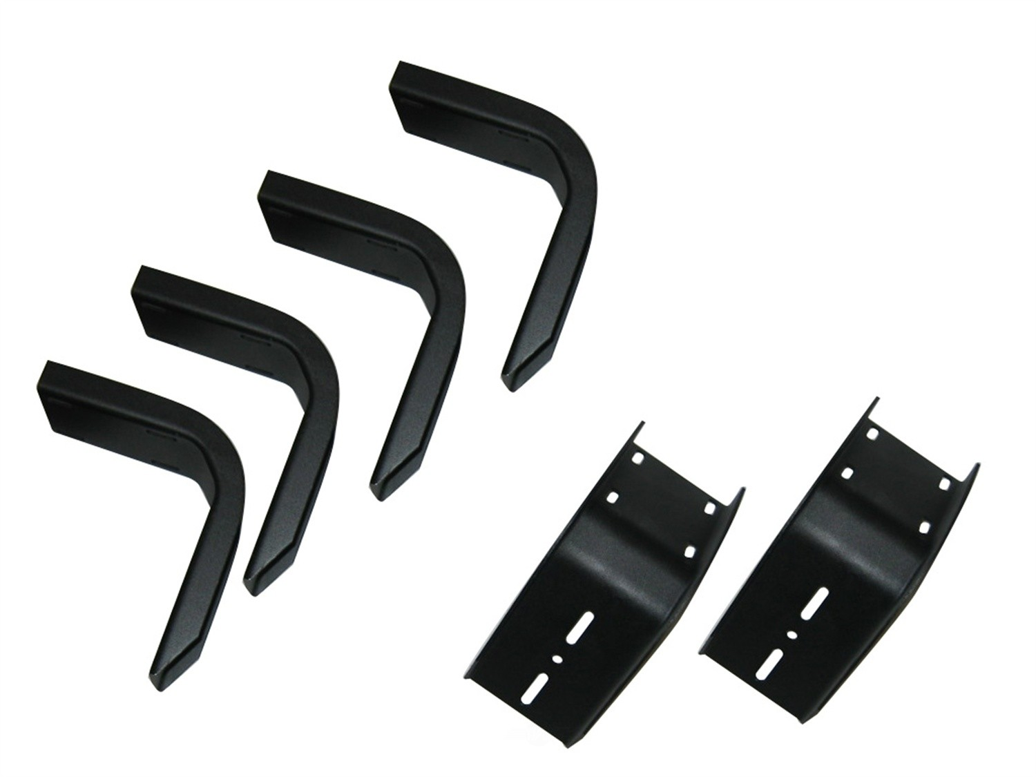 LUND - OE Style Bracket Running Board Mount Kit - LUN 310008