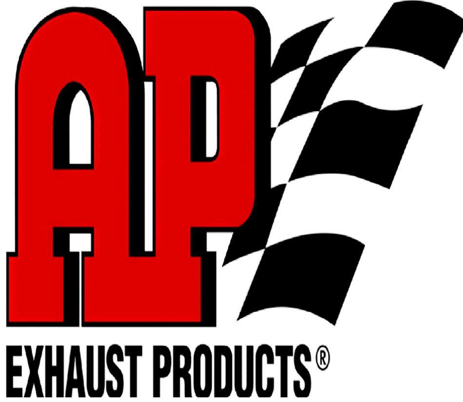 AP EXHAUST W/FEDERAL CONVERTER - Exhaust Pipe - APF 18212