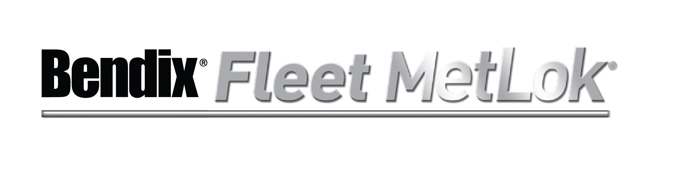 BENDIX FLEET METLOK - Fleet Metlok Semi-Metallic SDR Disc Brake Pad - BFM MKD827FM