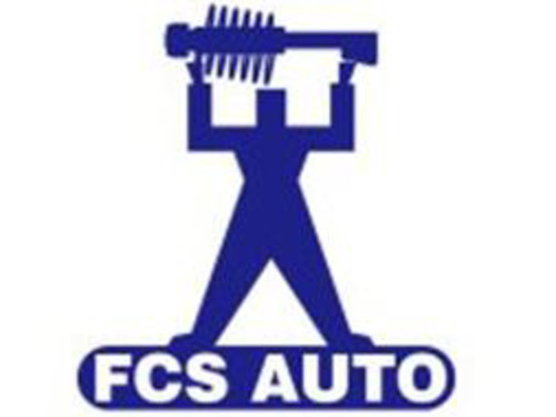 FCS AUTOMOTIVE - Suspension Strut Cartridge - FCS 36C450