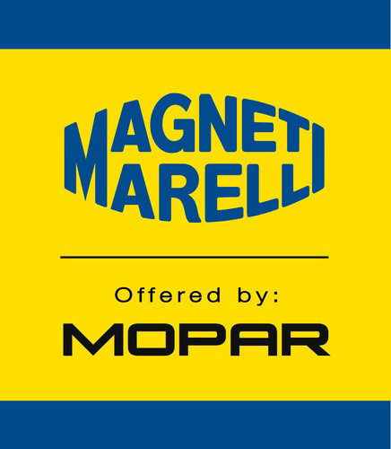 MAGNETI MARELLI OFFERED BY MOPAR - Mopar Disc Brake Pad - MGM 1AMF21612A