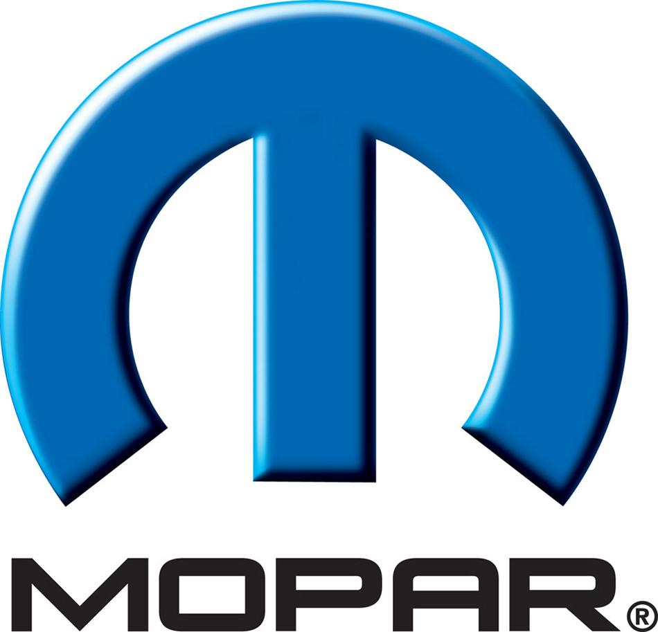 MOPAR BRAND - Spare Tire Compartment Cover Lift Support - MPB 05104077AA