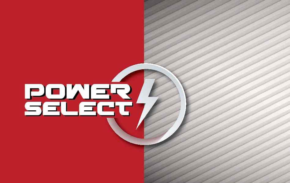POWER SELECT - Manual Window Regulator - PS5 WMR5117L