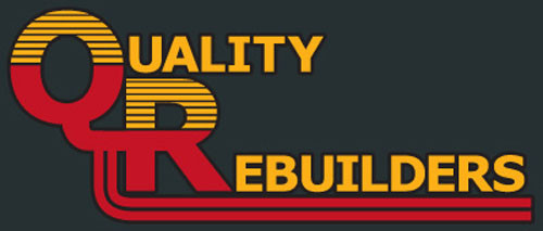 QUALITY REBUILDERS - CV Axle Shaft - QRB 95010
