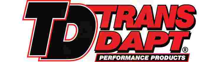 TRANS DAPT PERFORMANCE - Gen/alt Bracket 55-68 Chevrolet 283-350 Short Water Pump(use 4869)-black - TRA 9234