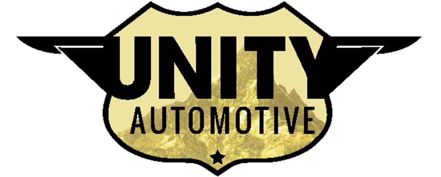 UNITY AUTOMOTIVE - Air Spring to Coil Spring Conversion Kit - UNY 65200C