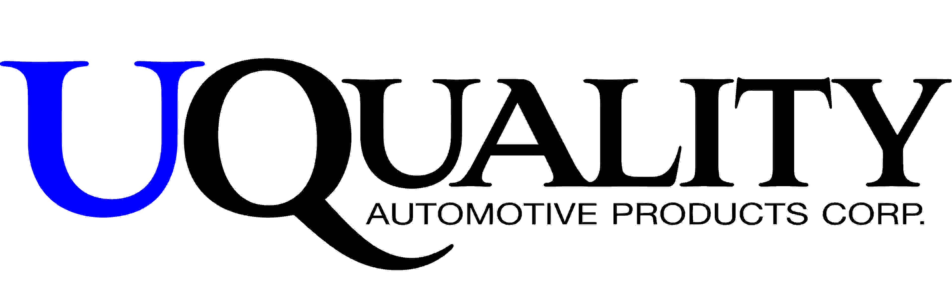 UQUALITY AUTOMOTIVE PRODUCTS - Disc Brake Rotor (Front) - UQP 3160