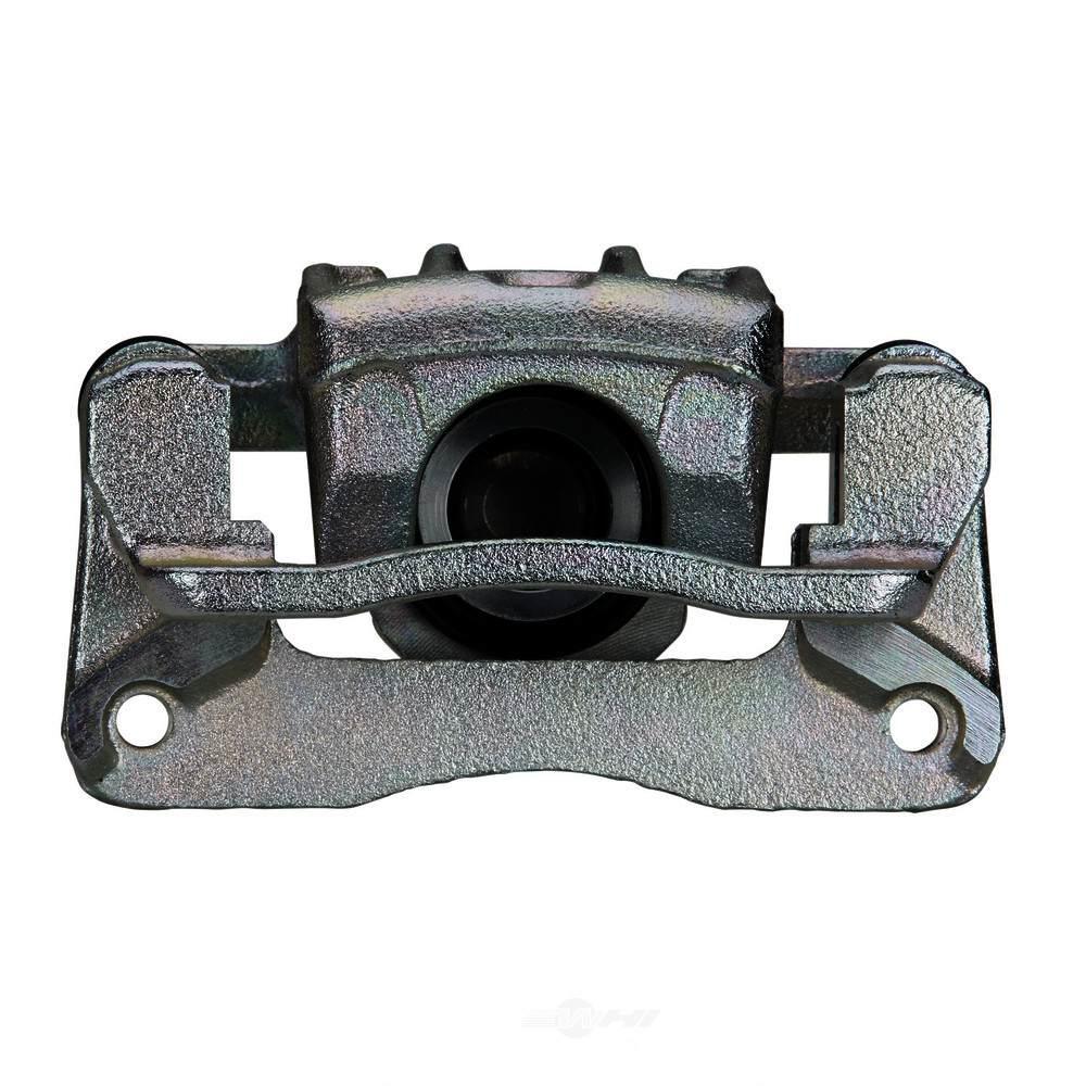 MANDO - Disc Brake Caliper Assembly Without Brake Pads; Unloaded Caliper - M09 16A5107