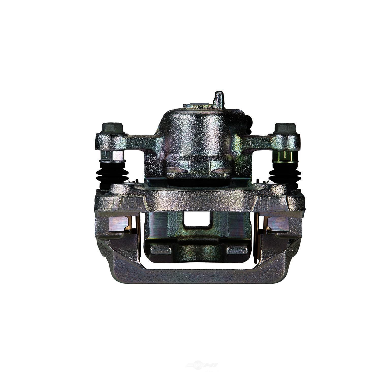 MANDO - Disc Brake Caliper Assembly Without Brake Pads; Unloaded Caliper - M09 16A5280