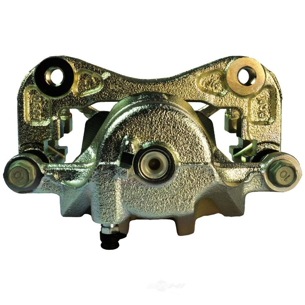 MANDO - Disc Brake Caliper Assembly Without Brake Pads; Unloaded Caliper - M09 16A5033