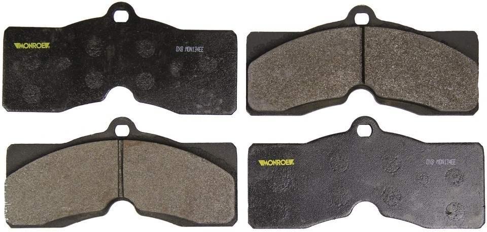 MONROE TOTAL SOLUTION BRAKE PADS - Disc Brake Pad Set - M91 DX8