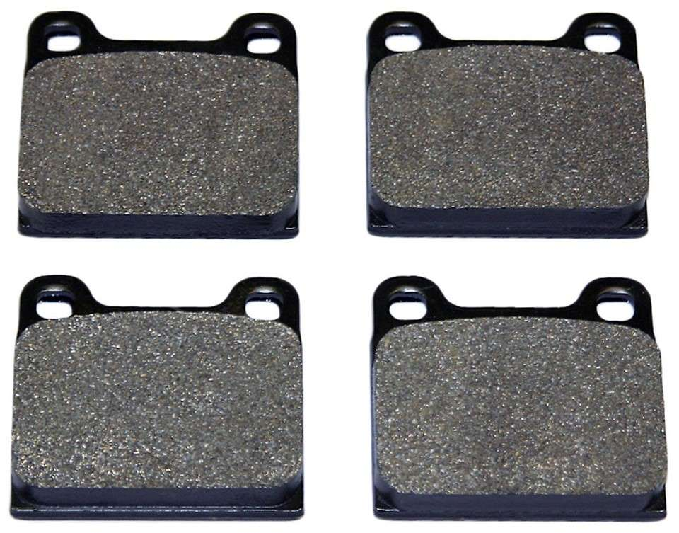 MONROE PROSOLUTION BRAKE PADS - ProSolution Semi-Metallic Brake Pads - M92 FX31