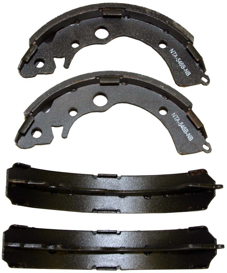 MONROE BRAKE SHOES - Monroe Drum Brake Shoes - M94 BX546