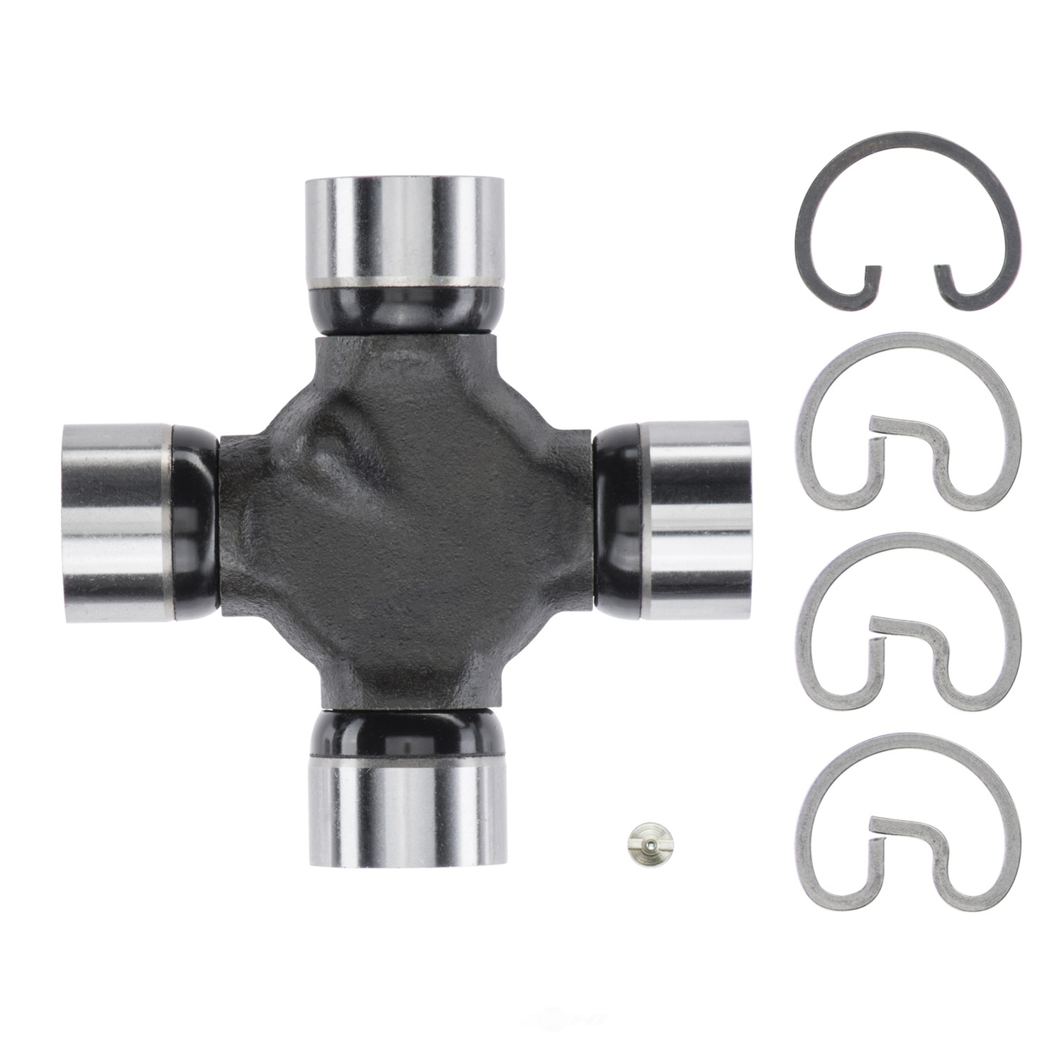 MOOG DRIVELINE PRODUCTS - Universal Joint (Front Driveshaft at Front Axle) - MDP 270
