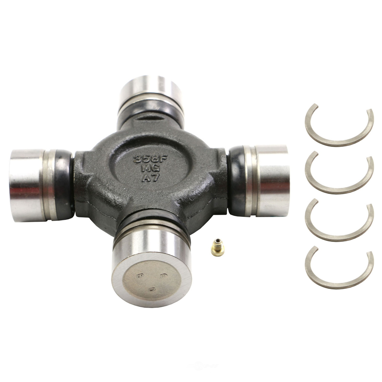 MOOG DRIVELINE PRODUCTS - Universal Joint (Front Axle Shaft - Left Outer) - MDP 279