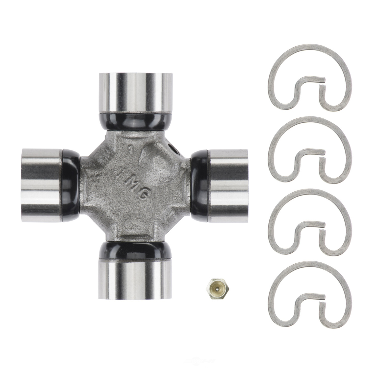 MOOG DRIVELINE PRODUCTS - Universal Joint (Front Driveshaft at Transfer Case) - MDP 379