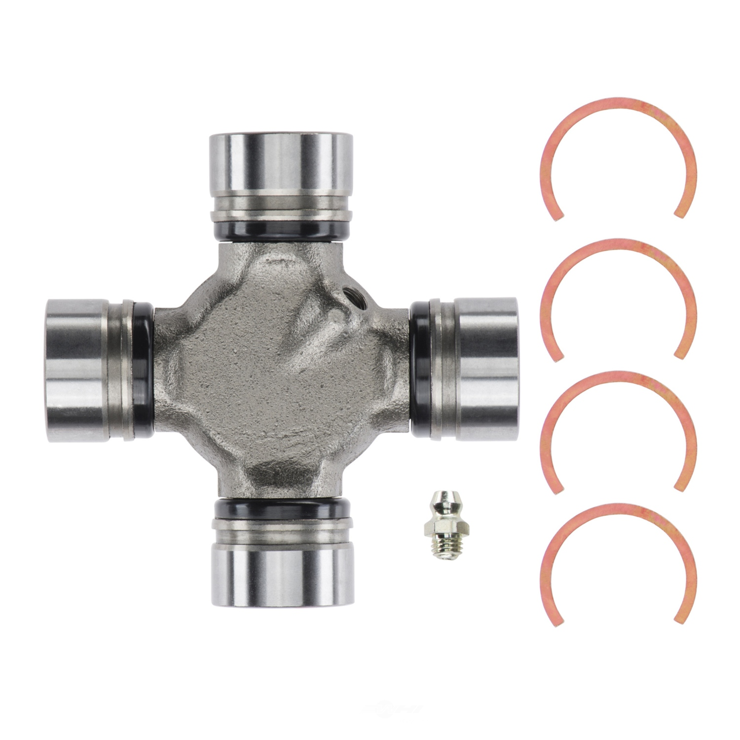 MOOG DRIVELINE PRODUCTS - Universal Joint (Front Driveshaft at Front Axle) - MDP 534G