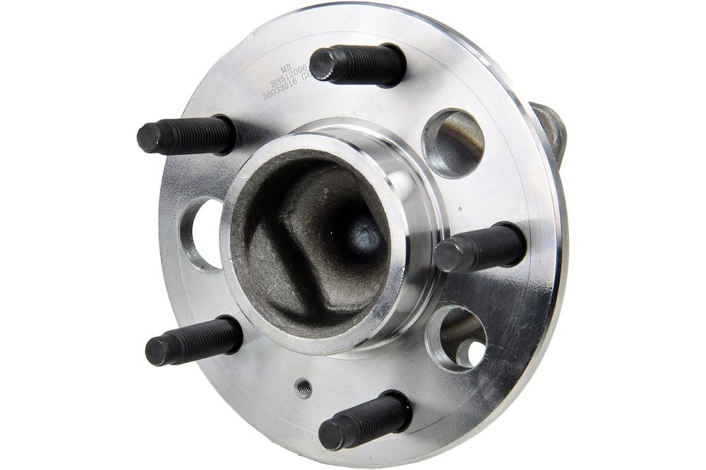 MEVOTECH LP - Wheel Bearing & Hub Assembly - MEV H512006