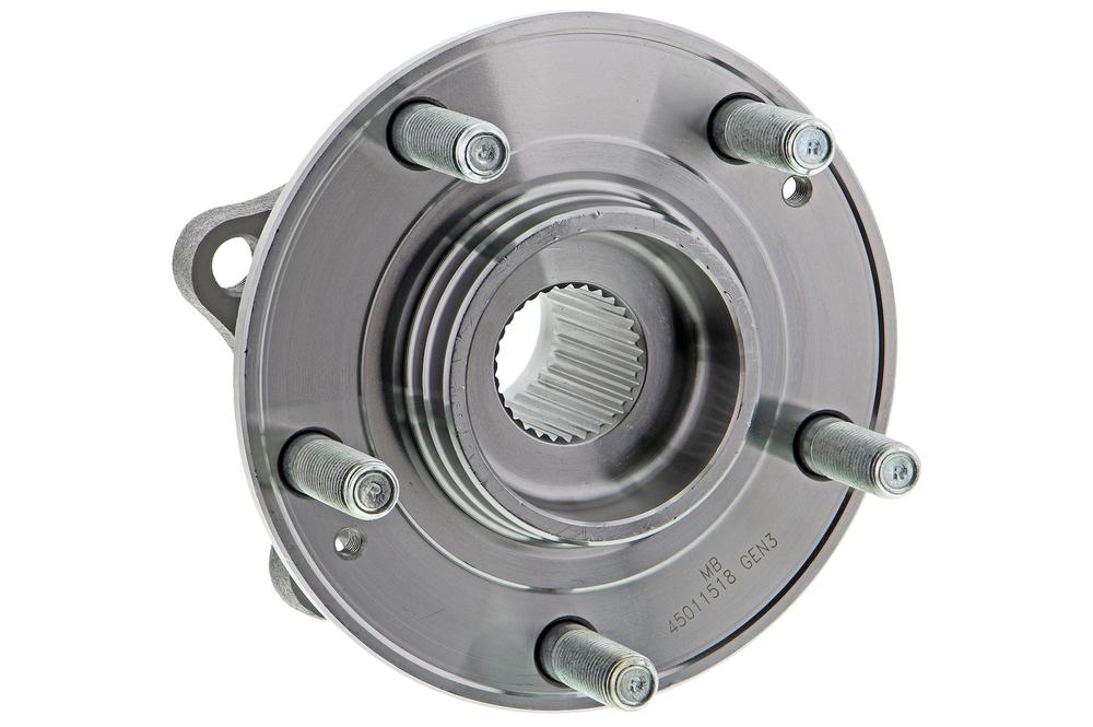 MEVOTECH LP - Wheel Bearing & Hub Assembly - MEV H513256
