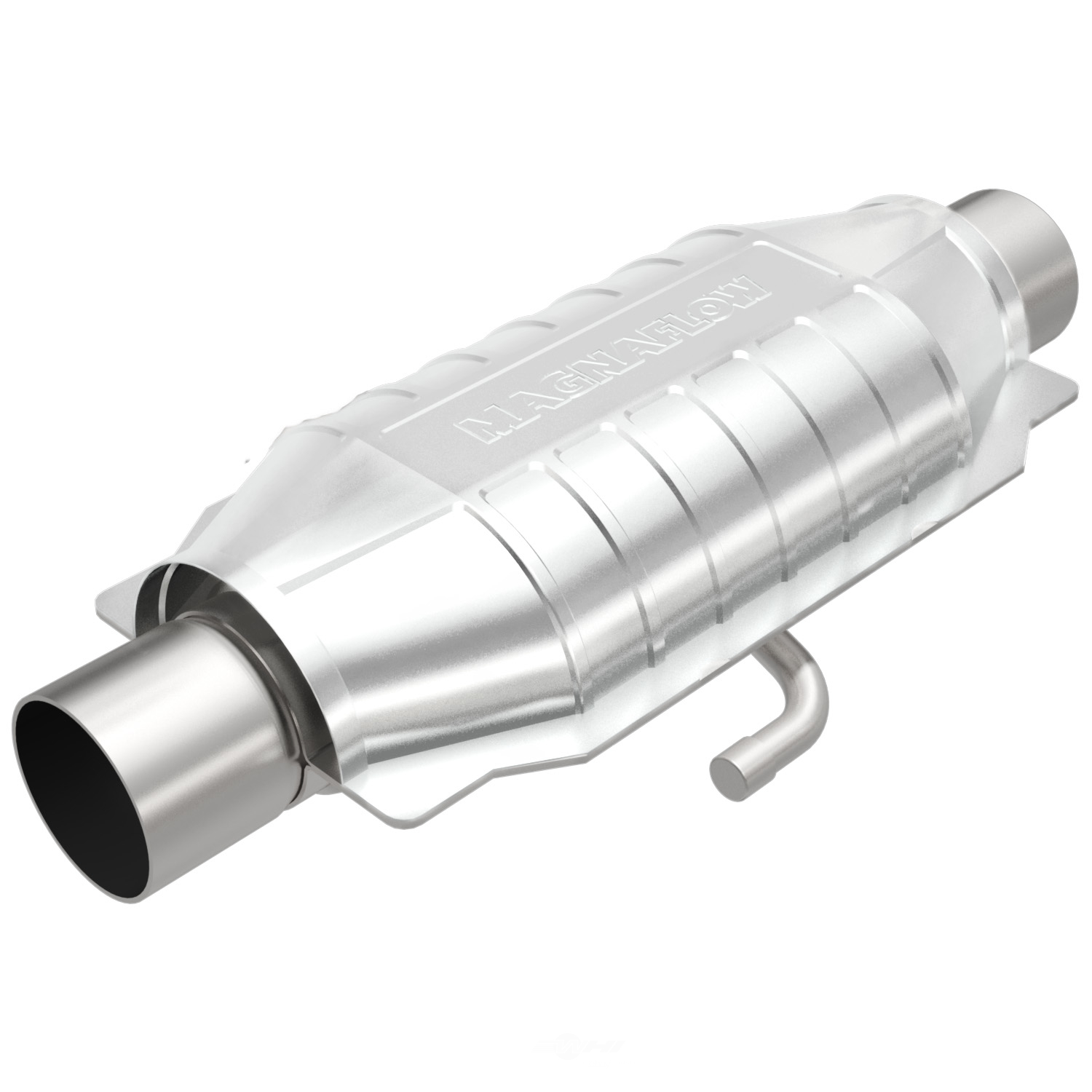MAGNAFLOW CARB COMPLIANT CONVERTER - 2.50in. Universal California Pre-OBDII Catalytic Converter (Rear) - MFC 334016