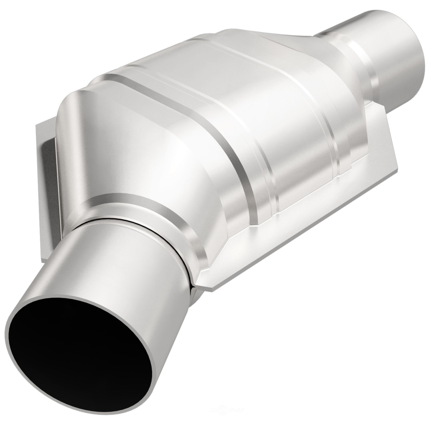 MAGNAFLOW CARB COMPLIANT CONVERTER - 2.50in. Universal California OBDII Catalytic Converter (Front Left) - MFC 447176