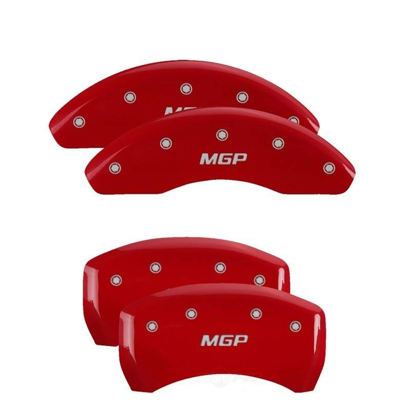 MGP CALIPER COVERS - Disc Brake Caliper Cover - MG2 14224SMGPRD