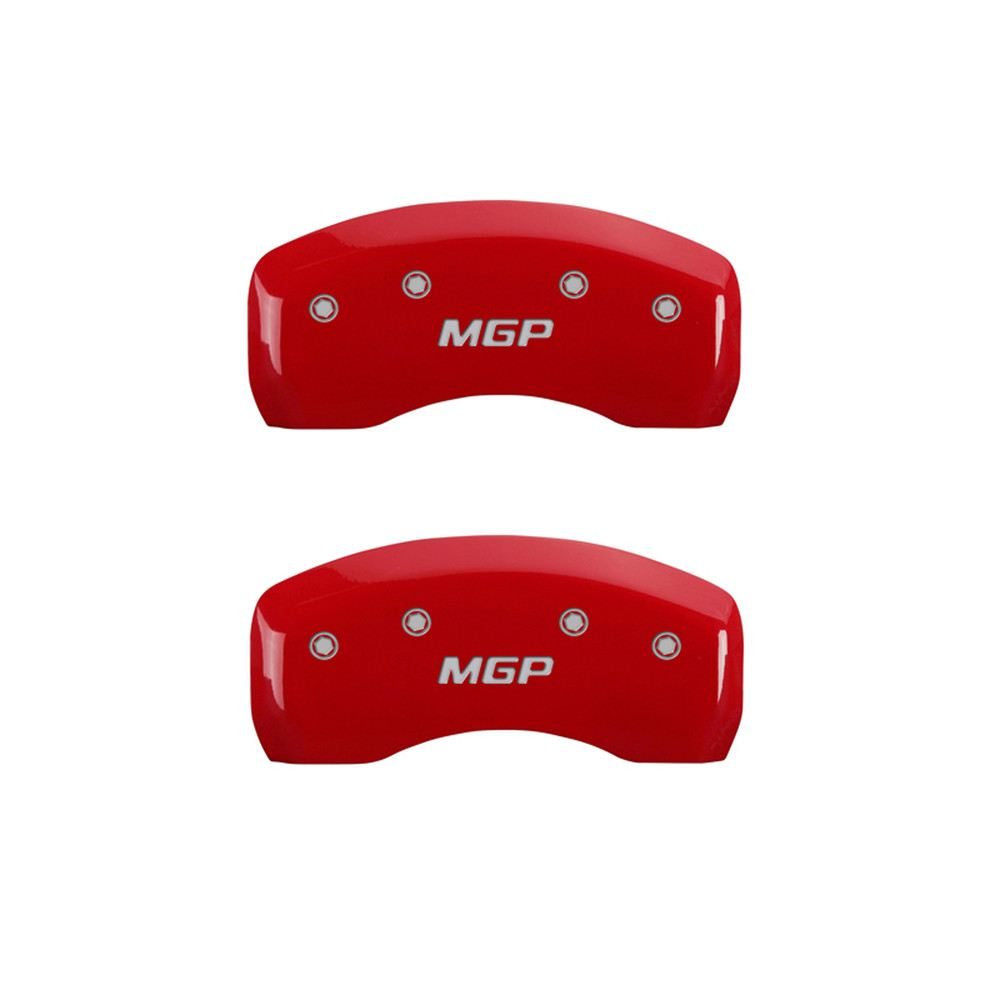 MGP CALIPER COVERS - Disc Brake Caliper Cover - MG2 20197SMGPRD