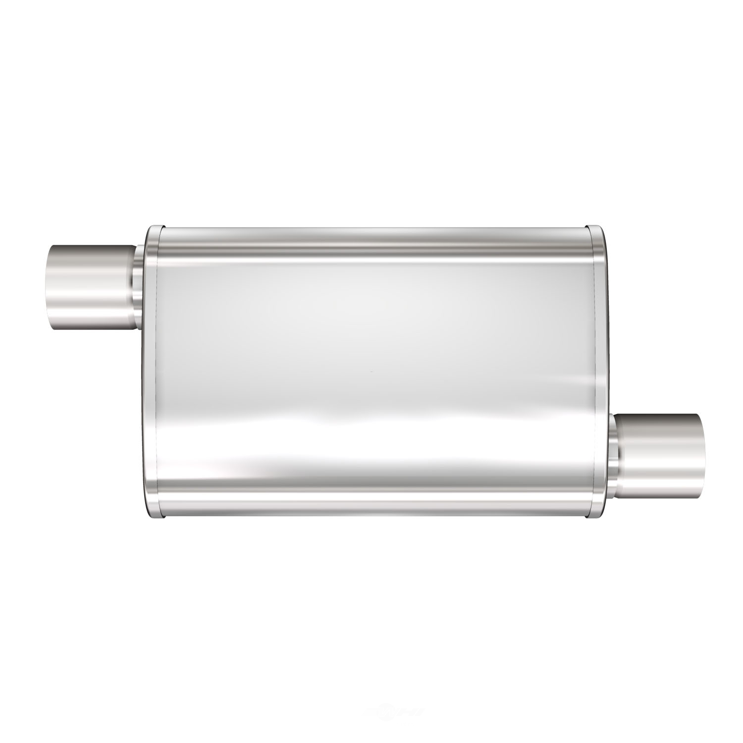 MAGNAFLOW PERF. EXHAUST - XL Satin Finish Oval Exhaust Muffler - MGF 13266