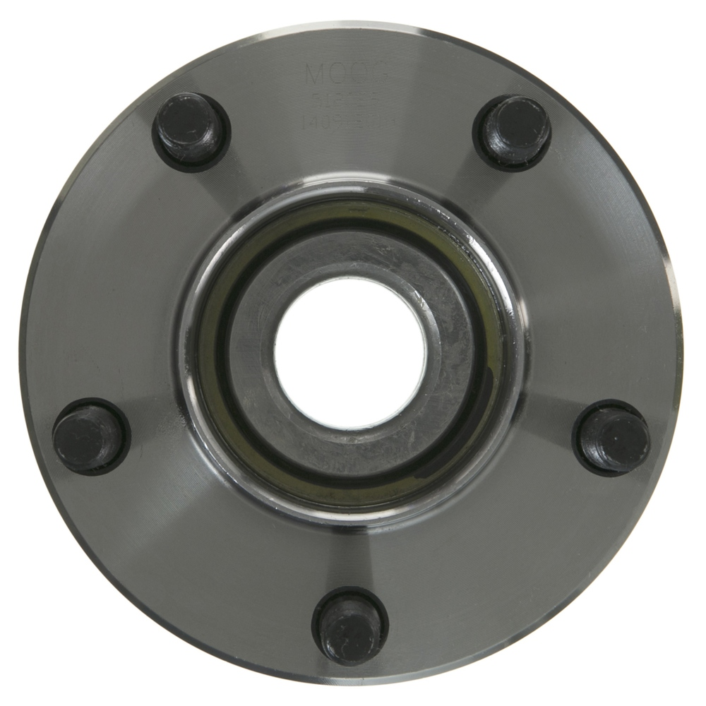 MOOG HUB ASSEMBLIES - Wheel Bearing & Hub Assembly - MGH 512029