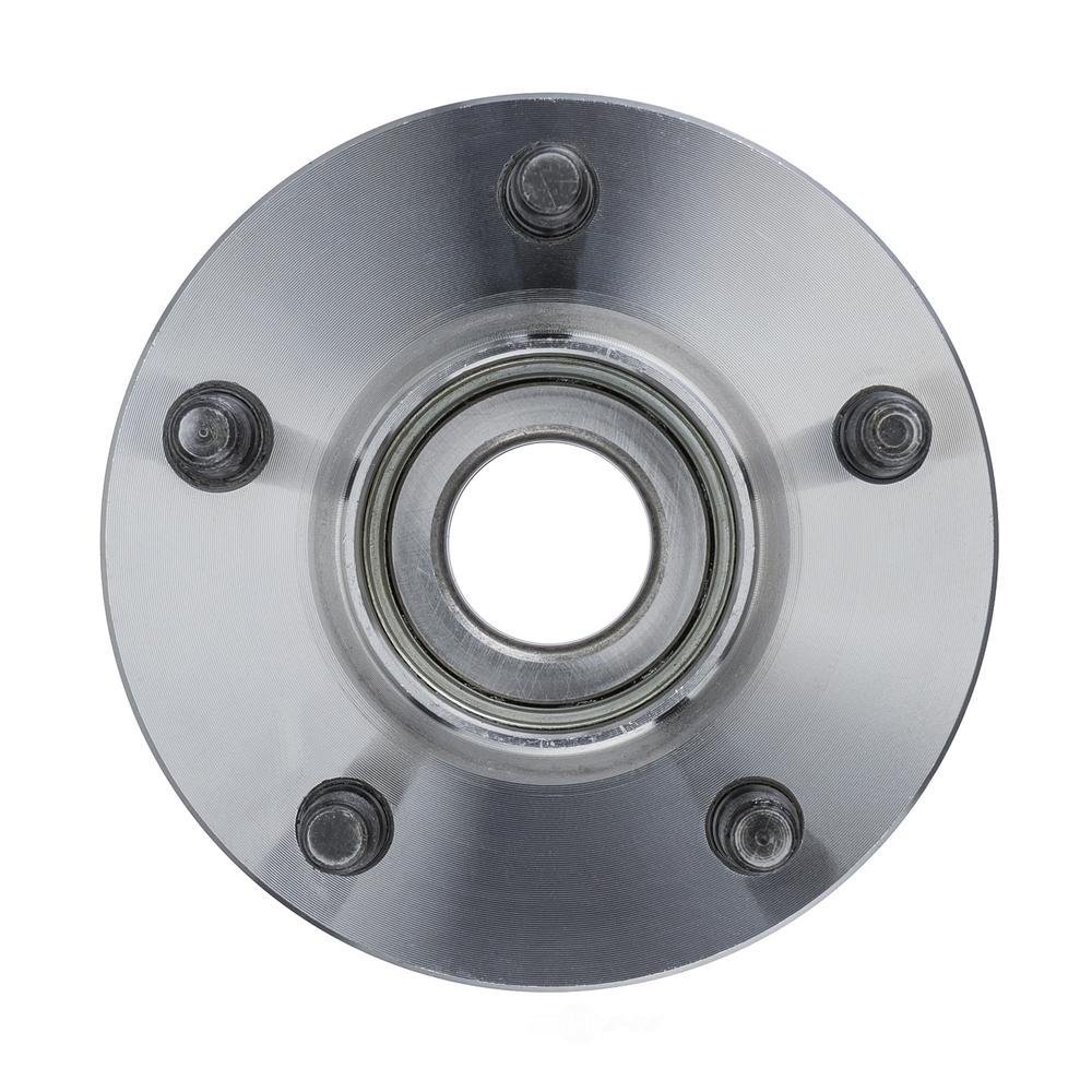 MOOG HUB ASSEMBLIES - Wheel Bearing & Hub Assembly (Rear) - MGH 512107