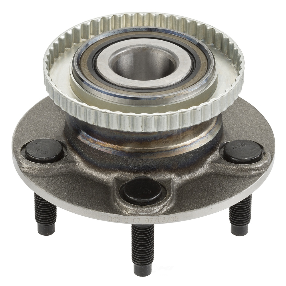 MOOG HUB ASSEMBLIES - Wheel Bearing & Hub Assembly (Rear) - MGH 512107