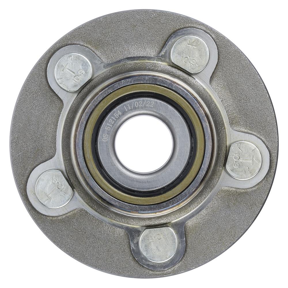 MOOG HUB ASSEMBLIES - Wheel Bearing and Hub Assembly - MGH 512154