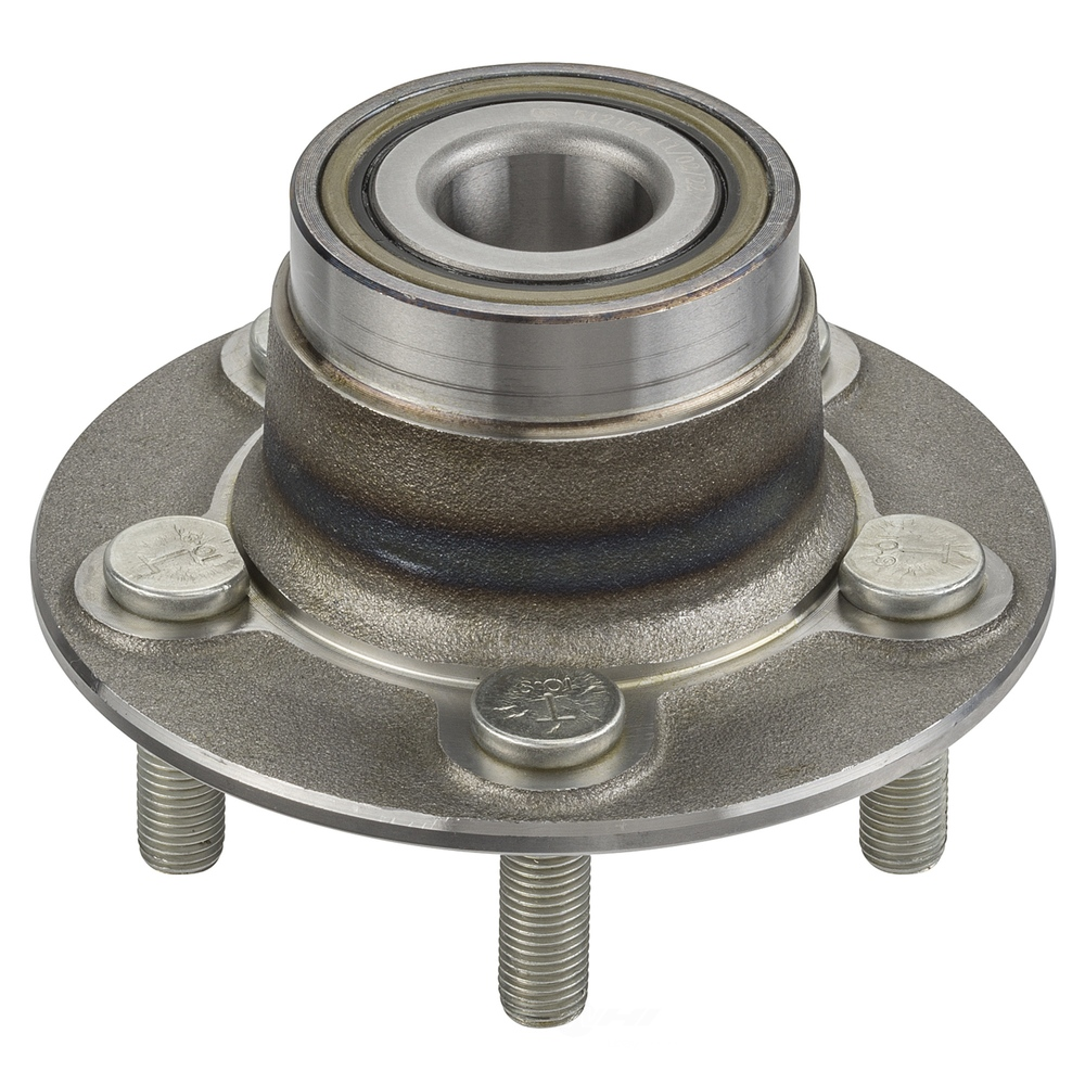 MOOG HUB ASSEMBLIES - Wheel Bearing & Hub Assembly (Rear) - MGH 512154