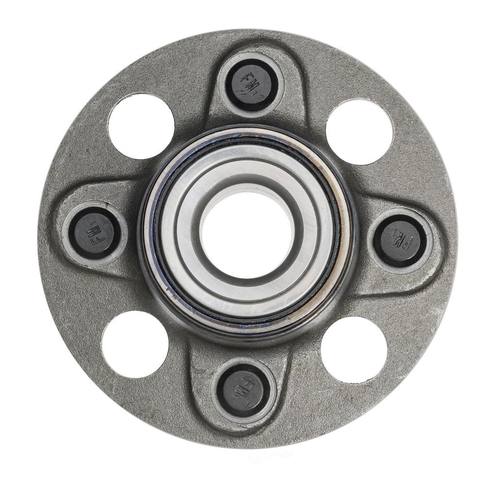 MOOG HUB ASSEMBLIES - Wheel Bearing & Hub Assembly (Rear) - MGH 512174