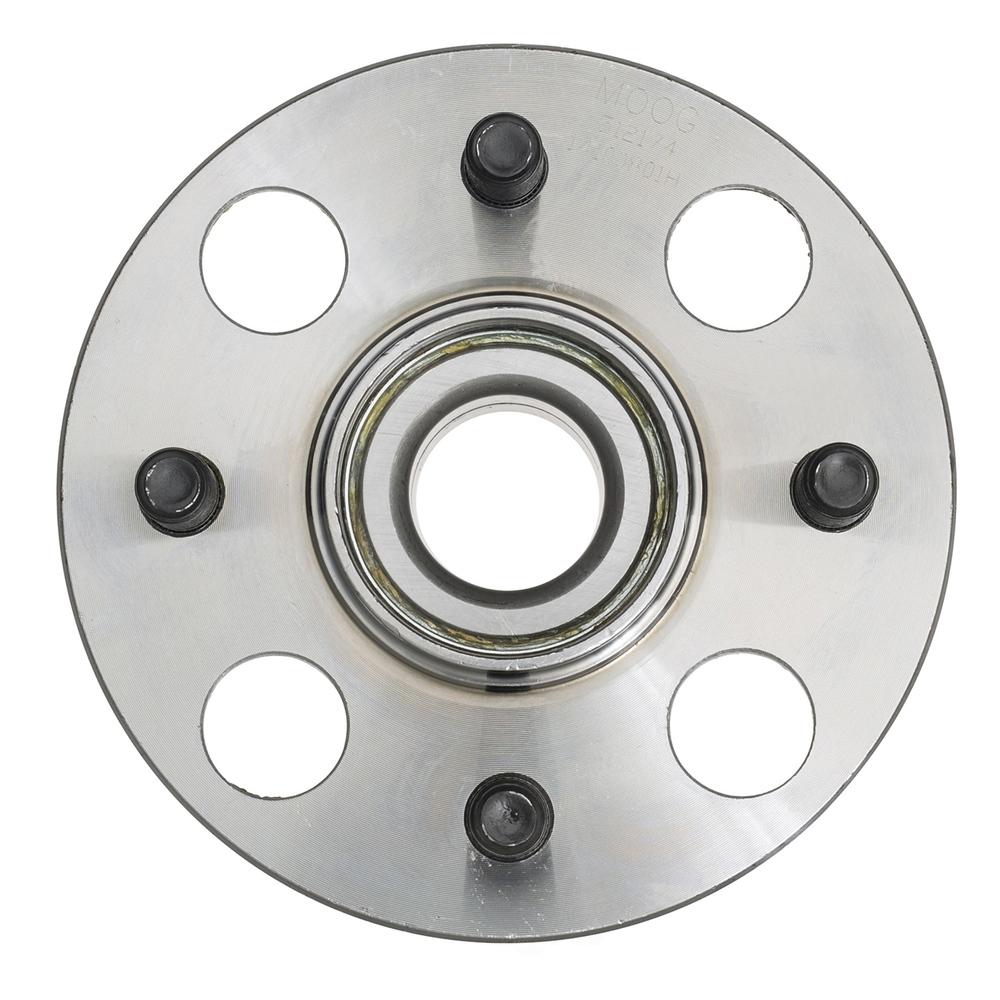 MOOG HUB ASSEMBLIES - Wheel Bearing and Hub Assembly - MGH 512174