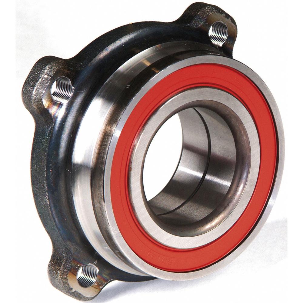 AUTO EXTRA/BEARING-SEALS-HUB ASSEMBLIES - Wheel Bearing Assembly (Rear) - AXJ 512225