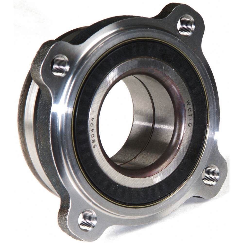 AUTO EXTRA/BEARING-SEALS-HUB ASSEMBLIES - Wheel Bearing Assembly (Rear) - AXJ 512225