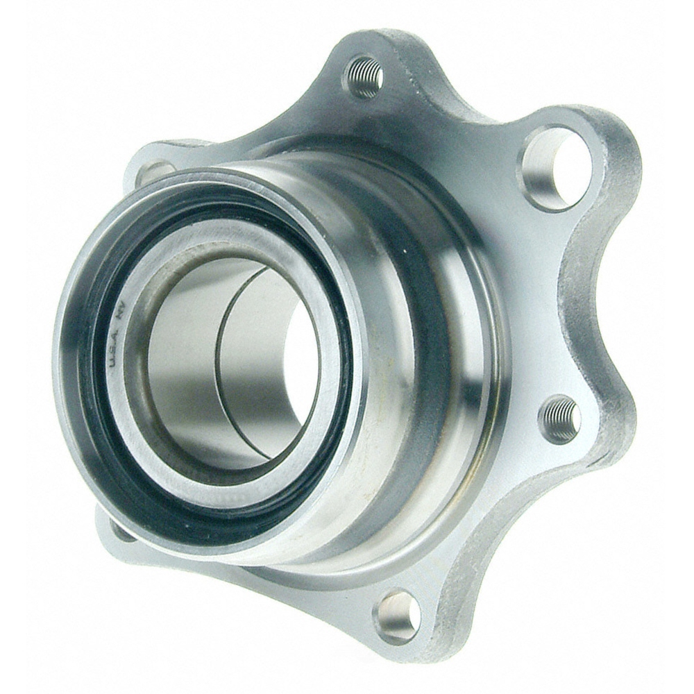 MOOG HUB ASSEMBLIES - Wheel Bearing and Hub Assembly (Rear Left) - MGH 512262