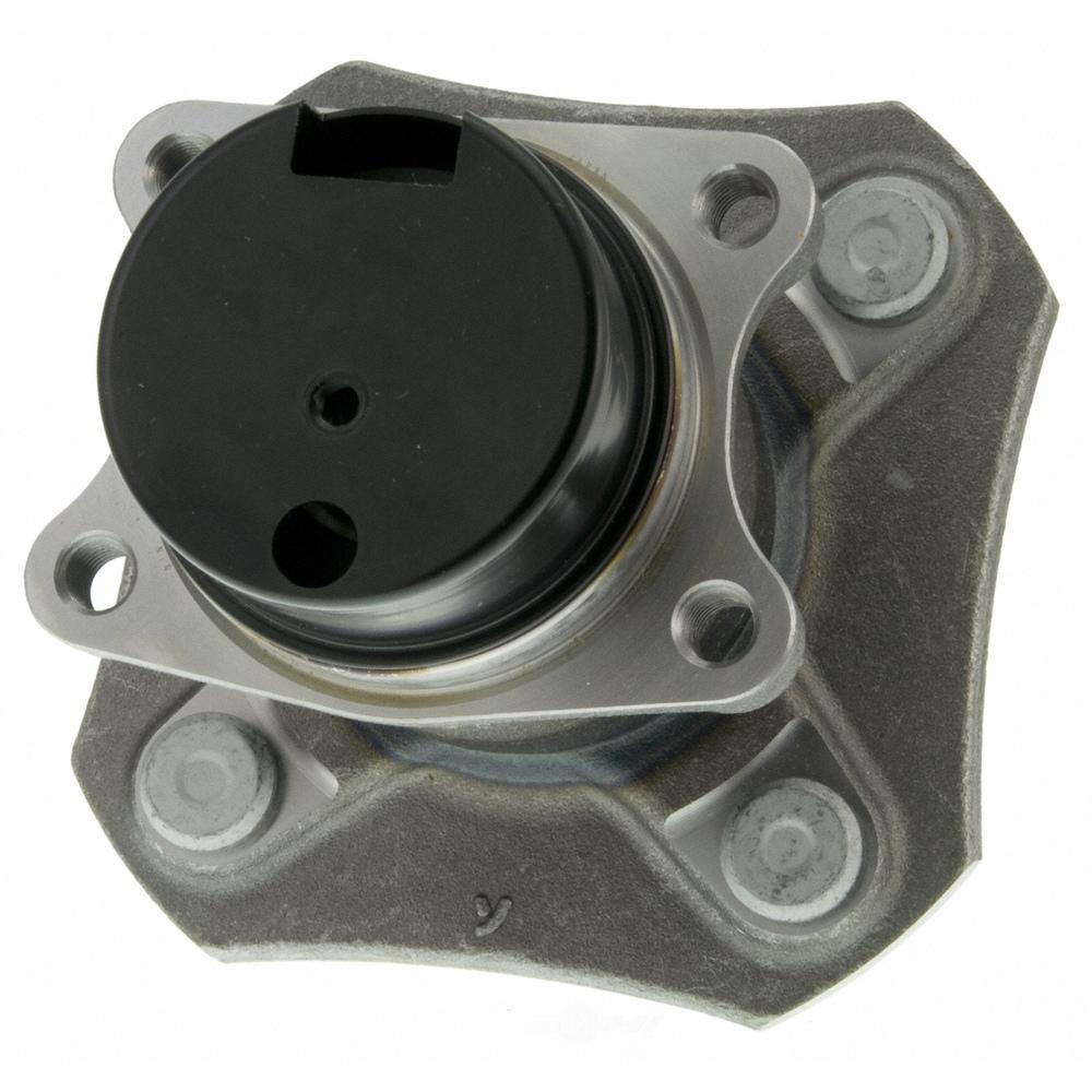 MOOG HUB ASSEMBLIES - Wheel Bearing & Hub Assembly (Rear) - MGH 512386