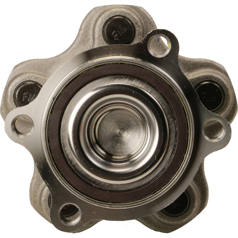 MOOG HUB ASSEMBLIES - Wheel Bearing & Hub Assembly (Rear) - MGH 512388