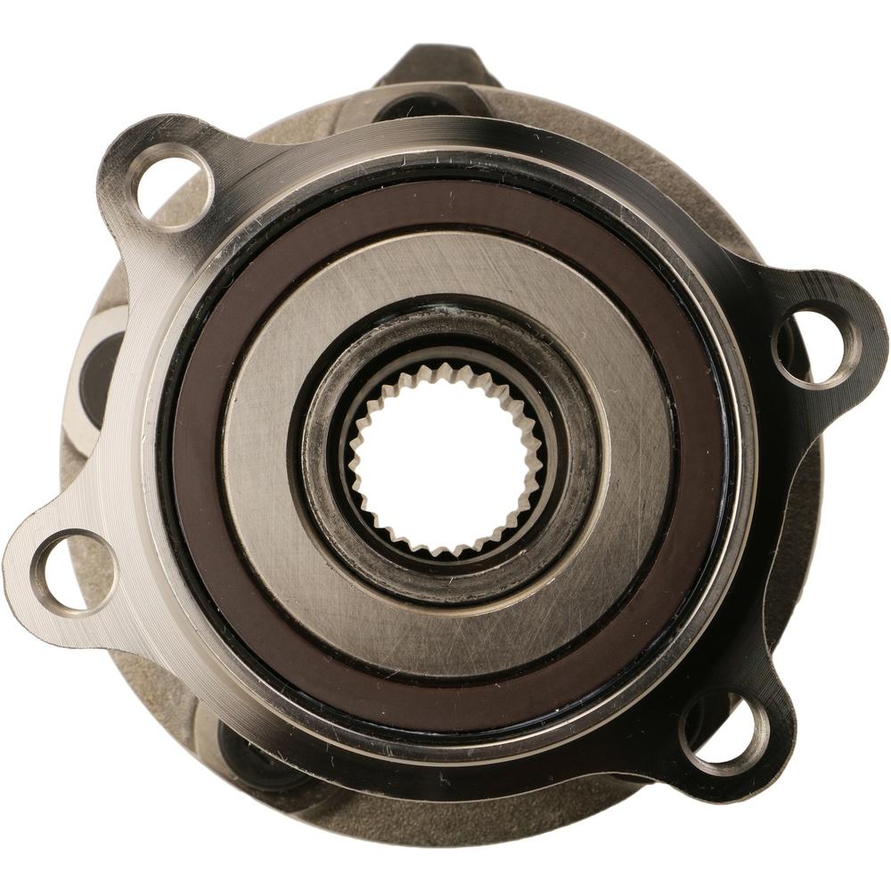 MOOG HUB ASSEMBLIES - Wheel Bearing & Hub Assembly (Rear) - MGH 512401