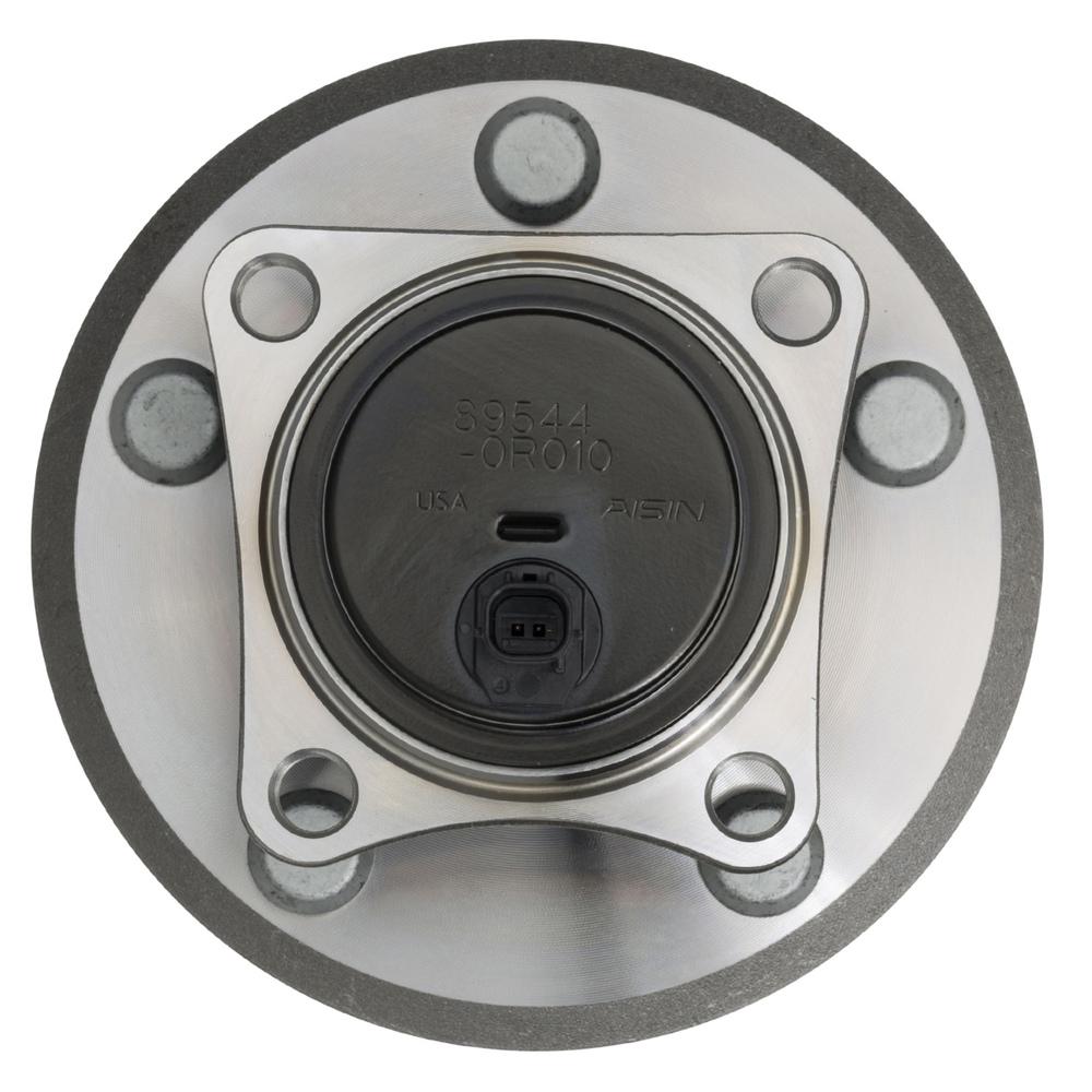 MOOG HUB ASSEMBLIES - Wheel Bearing & Hub Assembly (Rear) - MGH 512405