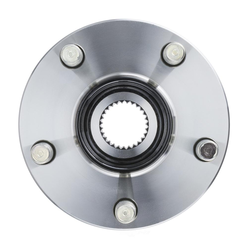 MOOG HUB ASSEMBLIES - Wheel Bearing & Hub Assembly (Rear) - MGH 512518