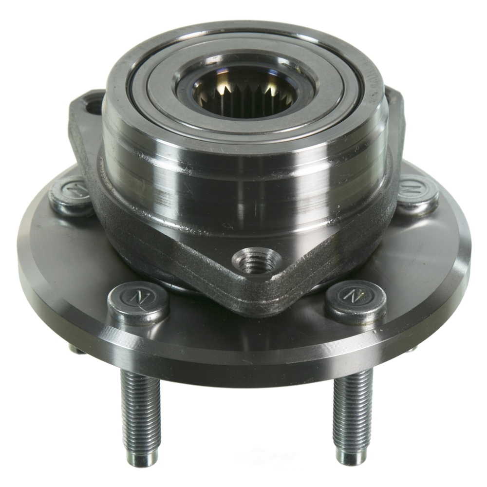 MOOG HUB ASSEMBLIES - Wheel Bearing & Hub Assembly (Front) - MGH 513100
