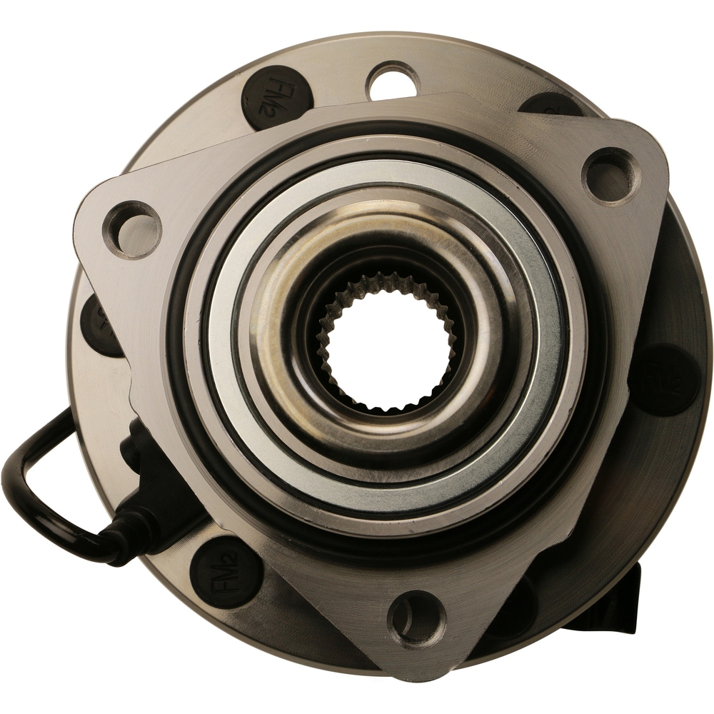 MOOG HUB ASSEMBLIES - Wheel Bearing & Hub Assembly (Front) - MGH 513188