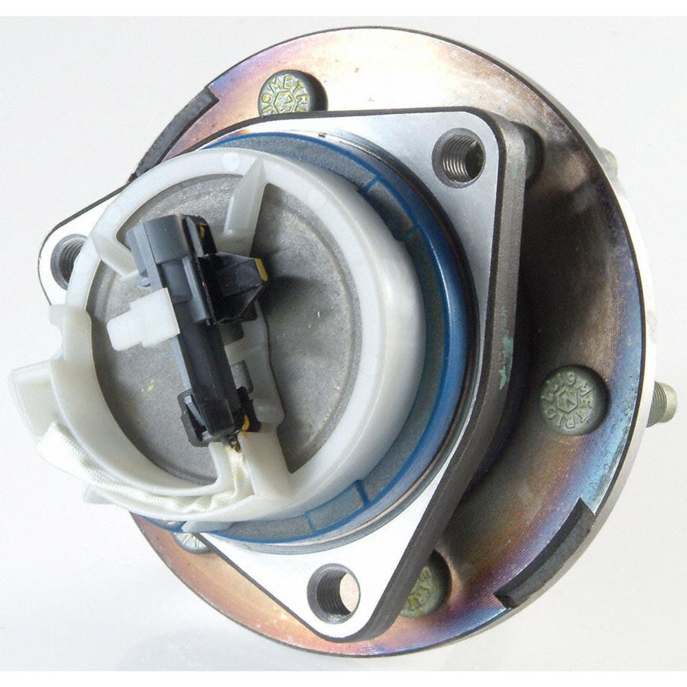 MOOG HUB ASSEMBLIES - Wheel Bearing & Hub Assembly - MGH 513197