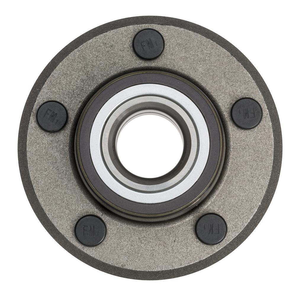 MOOG HUB ASSEMBLIES - Wheel Bearing & Hub Assembly (Front) - MGH 513224